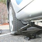 Flat Tire Change Roadside Asisstance